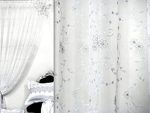 gardinen 1 fertig gardine romantique der marke. Black Bedroom Furniture Sets. Home Design Ideas