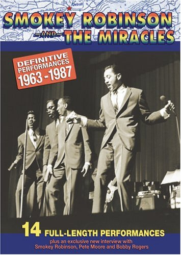 Definitive Performances 1963-1987 [DVD] [Region 1] [US Import] [NTSC]