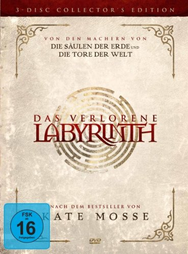 Das verlorene Labyrinth (Special Edition, 3 Discs) [Collector's Edition]