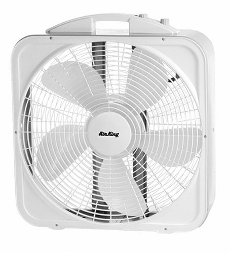 Air King 20-Inch 3-Speed Deluxe Box Fan #9700