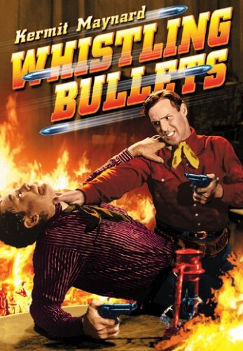 Cover art for  Whistling Bullets