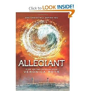 : Allegiant (Divergent Series) (9780062024060): Veronica Roth: Books
