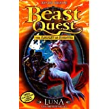 Luna the Moon Wolf (Beast Quest - The Amulet of Avantia)by Adam Blade