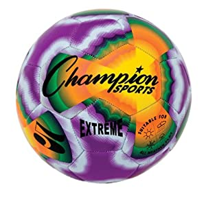 Buy Extreme Tie Dye Soft Touch Soccer Balls-All Sizes by Joe's USA