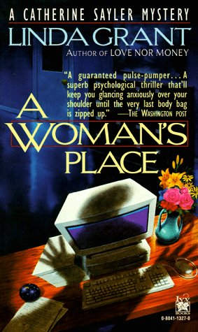 Image for Woman's Place (Catherine Sayler Mystery)