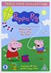 Peppa Pig Triple (Muddly Puddles, Fly...