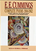 E.E. Cummings : Complete Poems 1904-1962