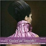 echange, troc  - Vivaldi : Concertos pour violoncelle - vol.1