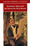 He Knew He Was Right (Oxford World's Classics) (0192835408) by Trollope, Anthony