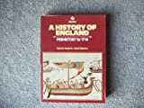 A History of England to 1714 (0133900053) by Roberts, Clayton