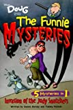 img - for Invasion of the Judy Snatchers (Disney's Doug the Funnie Mysteries #1) by Dennis Garvey (2000-04-03) book / textbook / text book