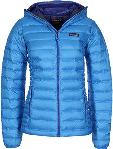 Patagonia W Piumino XL andes blue