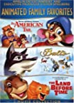 Animated Family Favourites 3-Movie Co...
