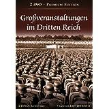 """Gro�veranstaltungen im Dritten Reich - Kraft der Massensuggestion (2 DVD - Premium Edition)von """"Die Deutschen"""""""