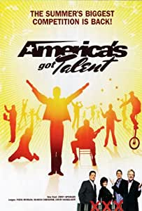 K 11 Poster ... : America's Got Talent 11 x 17 TV Poster - Style B: Posters & Prints