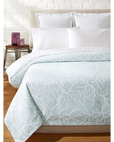 Belle Epoque Coral Glory Coverlet