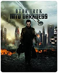 Star Trek Into Darkness - Limited Edition Steelbook (Exclusive to Amazon.co.uk) [Blu-ray + Digital Copy] [Region Free]