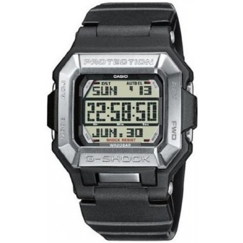 Casio G-7800-1ER G-Shock Mens Digital Resin Strap Watch