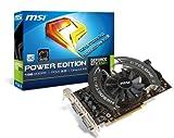 MSI社製 NVIDIA Geforce GTX650Ti GPU搭載ビデオカード N650GTX-Ti Cyclone II PE OC (オーバークロ