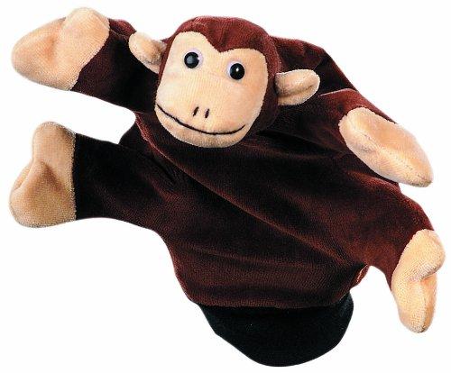 Hape - Beleduc - Monkey Glove Puppet
