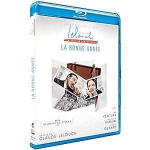 La Collection Claude Lelouch : La bonne année [Blu-ray] [Édition remaster