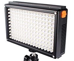 Powerpak Studio/Video Light No.of LEDs -170AS With Dimmable Switch and Bi- Color
