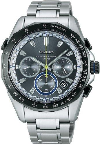 SEIKO (セイコー) 腕時計 BRIGHTZ ブライツ クロノグラフ ソーラー 電波 時計 49er class LIMITED EDITION SAGA043 メンズ
