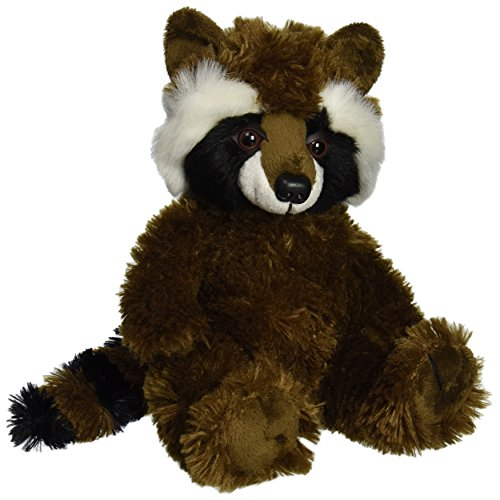 "Purr-Fection Tender Friend Raccoon 12"" Plush"
