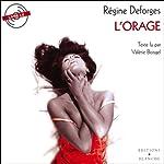 L'orage | Régine Deforges