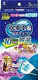 のどぬ~る ぬれマスク 夢ごこちAROMA ヒーリングアロマの香り 3組