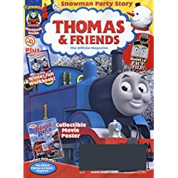 1-Year (6 Issues) Thomas & Friends Magazine Subscription