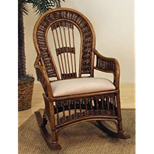 Wicker Rocking Chair Cushion Sewing Pattern Chair Pads