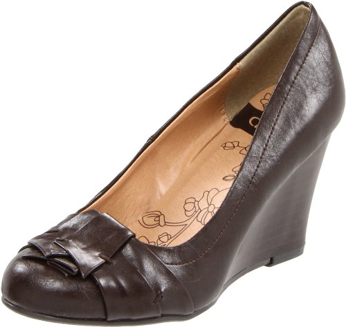 CL by Chinese Laundry Women's Irmine Wedge Pump,Walnut,7 M US