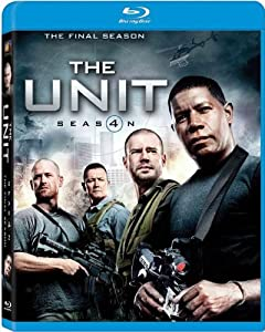The Unit: Season 4 [Blu-ray]