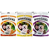 Hoggers Carrot & Chicken Honey Chicken Liver Sticks, 107 G, 3-Pack