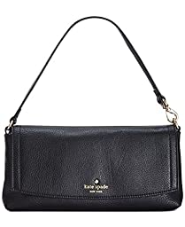 Kate Spade New York Cobble Hill Niccola Clutch Black One Size