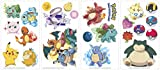 (10x18) Pokemon Iconic Peel and Stick Wall Decals