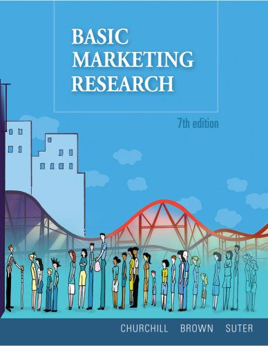 Basic Marketing Research (with Qualtrics Printed Access...