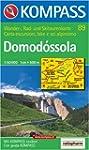 Carte touristique : Domodossola