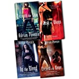Adrian Phoenix The Makers Song 4 Books Collection Pack Set RRP: �31.96 (In the Blood: Book Two of the Maker's Song, Etched in Bone, Rush of Wings: Book One of the Maker''s Song, Beneath the Skin: Book Three of the Maker''s Song)by Adrian Phoenix