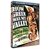 How Green Was My Valley [DVD] [1941]by Walter Pidgeon