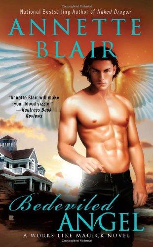 Bedeviled Angel (A Works Like Magick Novel) front-1004089