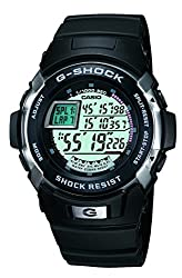 Casio G-Shock Digital Black Dial Mens Watch - G-7700-1DR (G222)