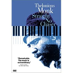 Thelonious Monk - Straight No Chaser - DVD (Zone USA)