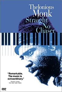 Thelonious Monk: Straight, No Chaser (Full Screen) [Import]