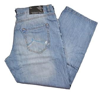 """Rocawear Men Denim """"Shellbark"""" Blue Jeans Big & Tall (44B)"""