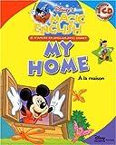 echange, troc Disney - A la maison : My home (1CD audio)