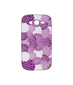Vogueshell Flower Pattern Printed Symmetry PRO Series Hard Back Case for Samsung Galaxy Grand