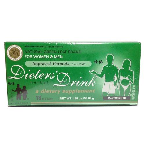 Dieters Herbal Tea Drink