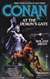Conan at the Demon's Gate (Adventures of Conan) (0812524918) by Green, Roland